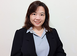 Sharon Wu, General Manager of Swem Brand Consultancy, Taiwan