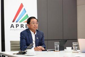 Mr. John Lim, Chairman of APREA