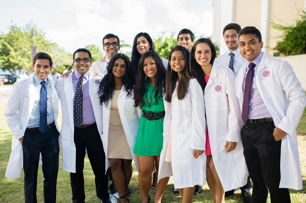 St. George's University Students